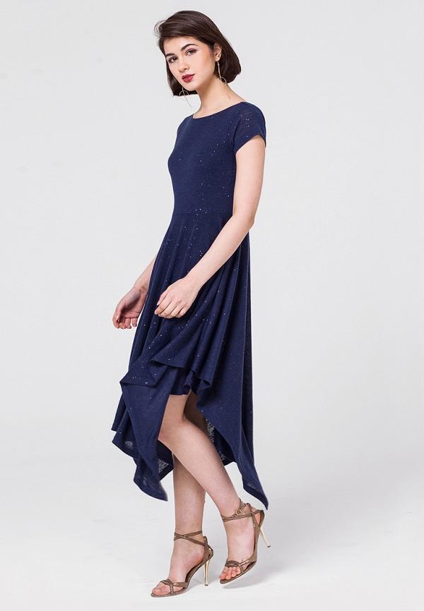 цена Платье Vilatte Vilatte MP002XW0DN4E онлайн в 2017 году