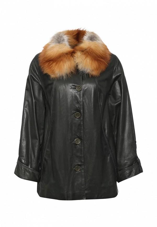 Куртка кожаная Graciana