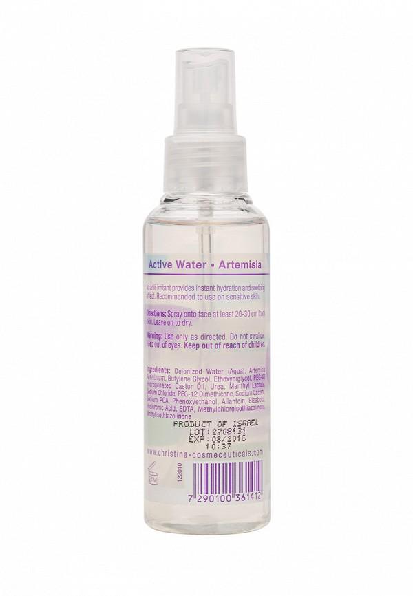 Активная вода для чувствительной кожи Christina Cleaners - Очищающие средства для лица