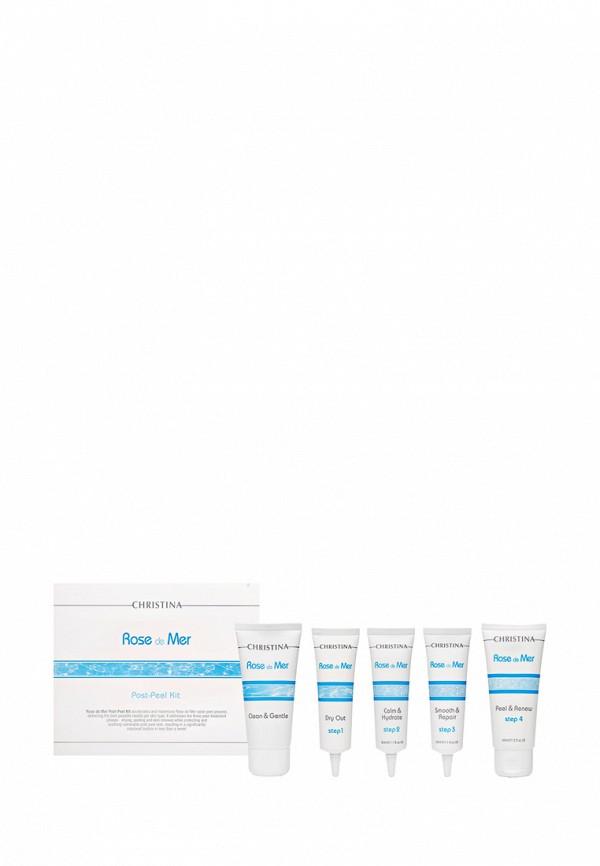 Комплекс Роз де Мер для постпилингового ухода Christina Rose de Mer - 100% натуральный растительный пилинг для лица