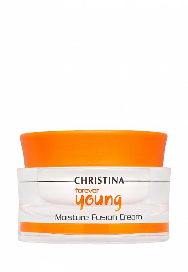 Фото Крем для интенсивного увлажнения кожи Christina. Купить с доставкой