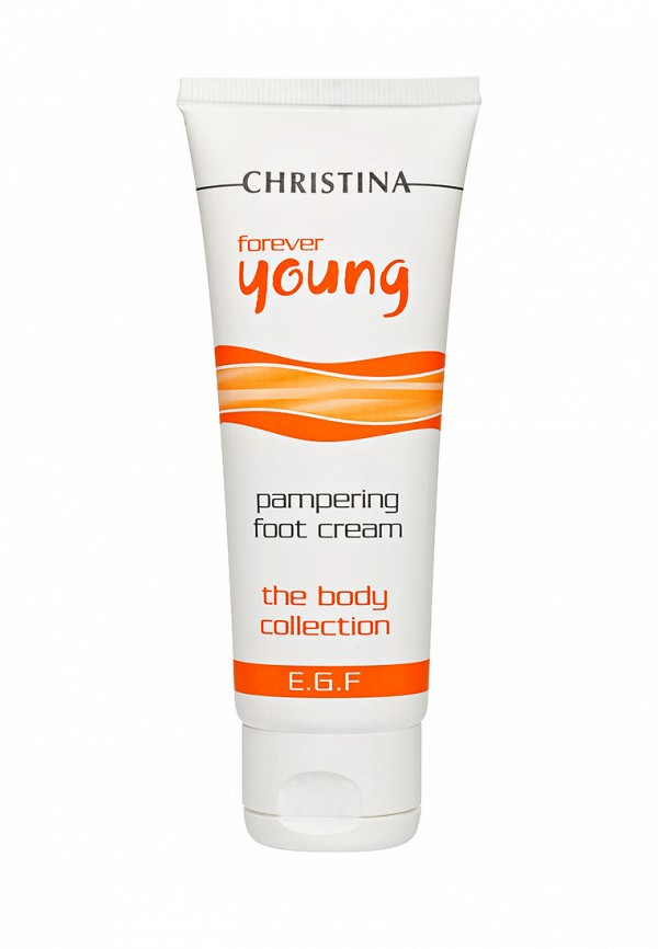 Крем для ног Christina