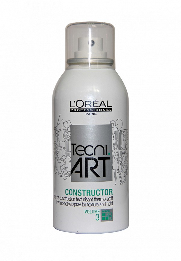 Моделирующий спрей для фена LOreal Professional Tecni.art Volume - Объем волос