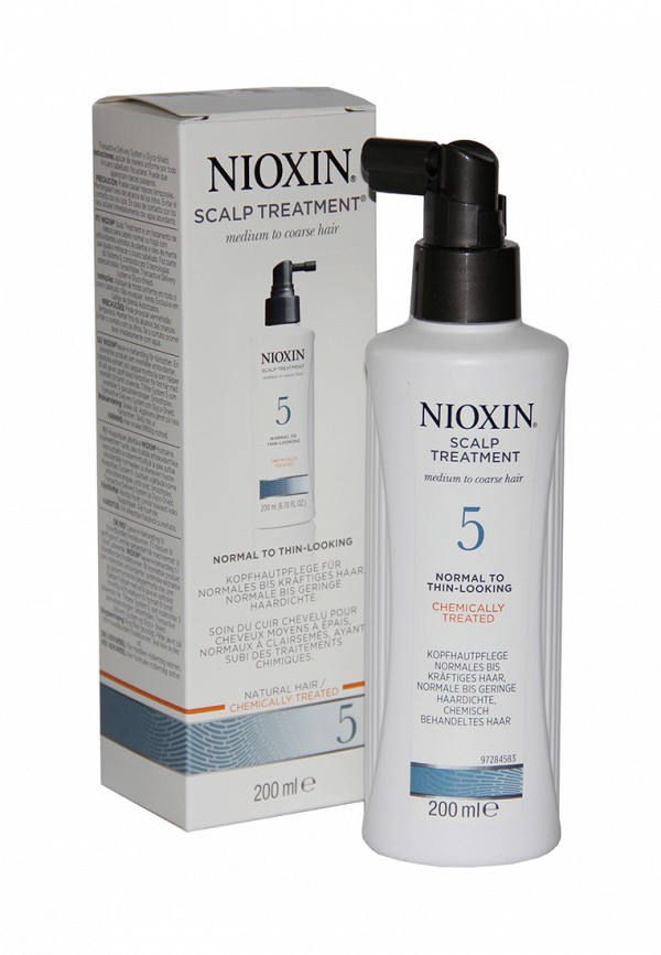 Питательная маска Система 5 Nioxin