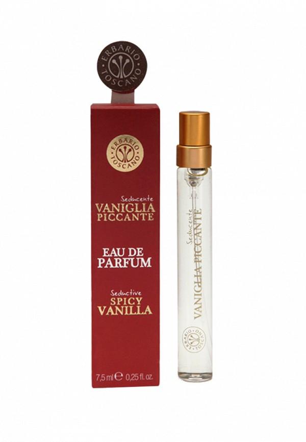 Вода парфюмированная Erbario Toscano Пикантная ваниль 10 мл