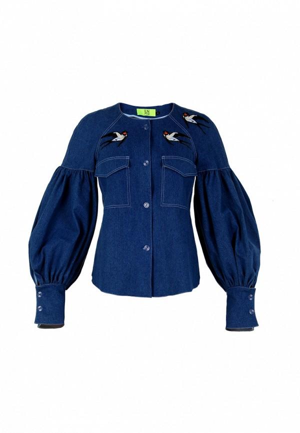 Рубашка джинсовая LN Family LN Family MP002XW0DSY9 free shipping 10pcs 100% new w1452aaj