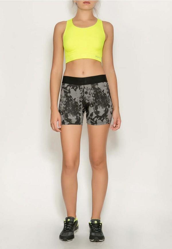 Фото - женские шорты Hummel серого цвета