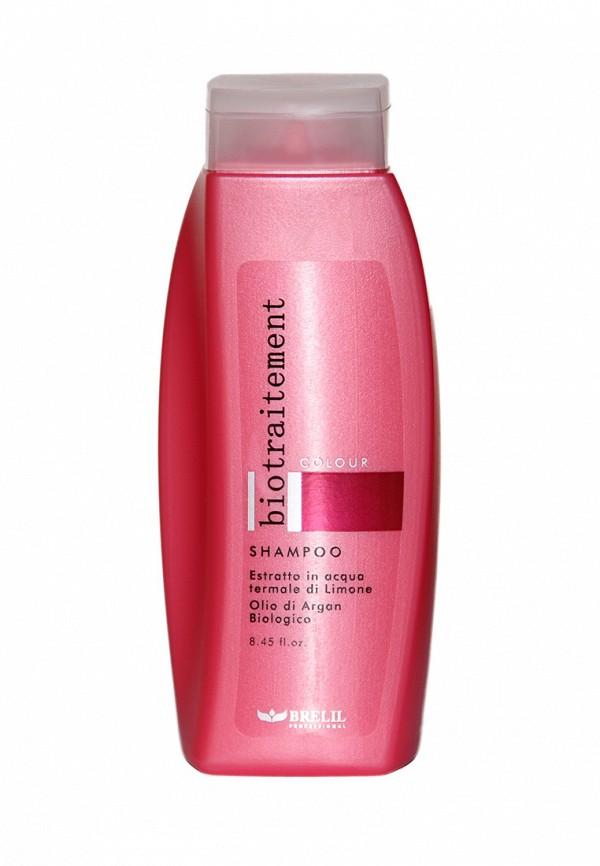 Шампунь для окрашенных волос Brelil Professional Colour