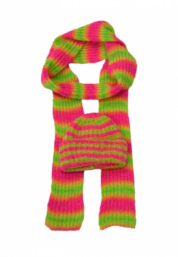 Комплект шапка и шарф LuckyLook
