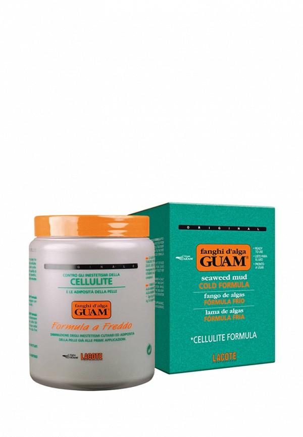 Маска антицеллюлитная с охлаждающим эффектом Guam Guam MP002XW0EWG6 guam guam gu012lwebf65
