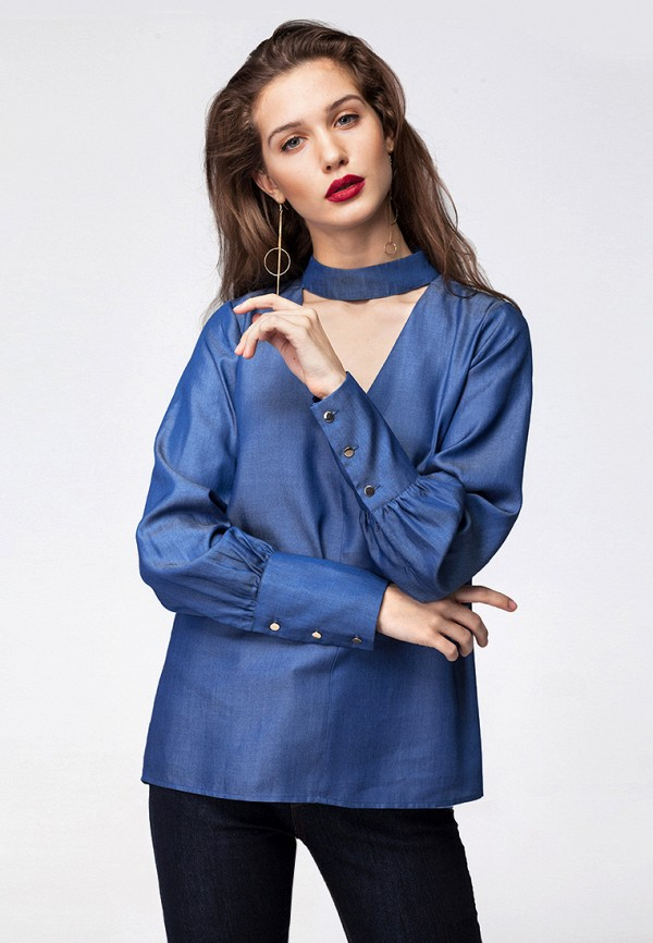 Блуза Vilatte Vilatte MP002XW0F4KN vilatte кофточка