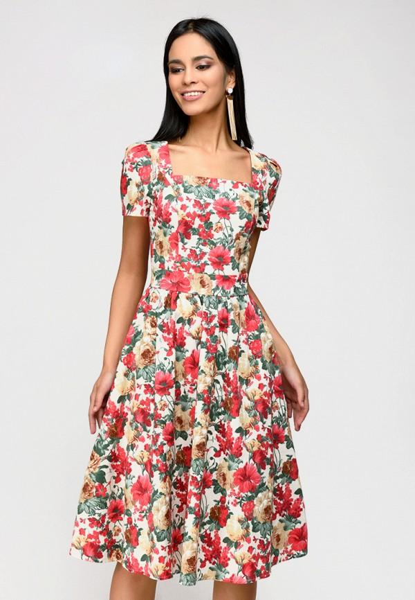 Купить Платье 1001dress, MP002XW0F4OX, разноцветный, Весна-лето 2018