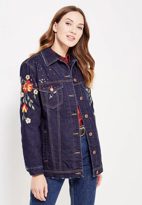 Фото Куртка джинсовая Whitney. Купить с доставкой
