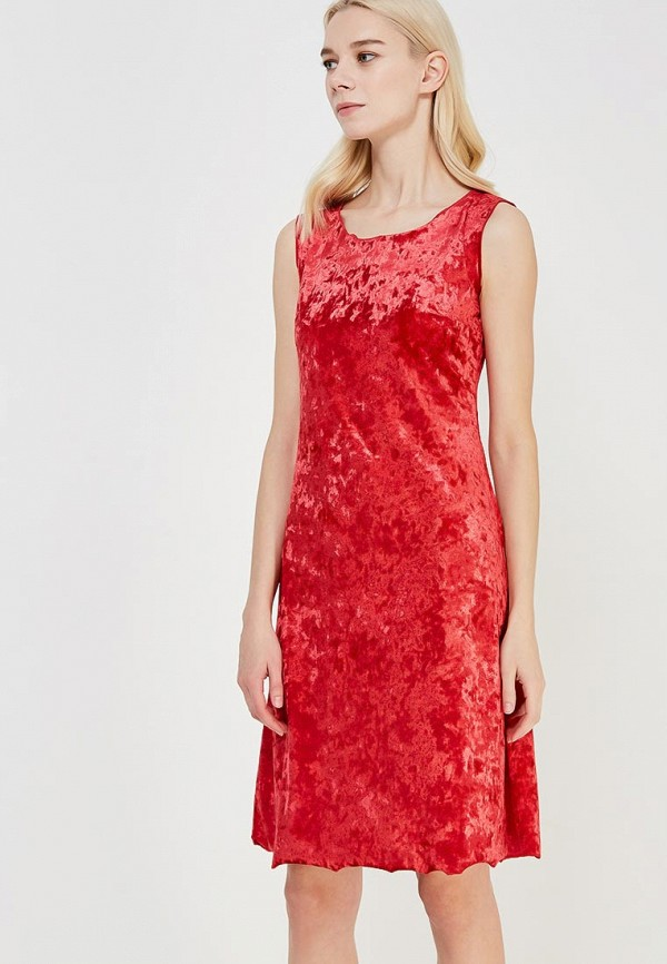 Платье Yuliana Eva Bogart Yuliana Eva Bogart MP002XW0F58J платье eva milano цвет красный черный горчичный