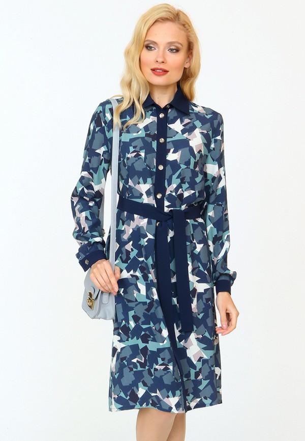 Купить Платье MARI VERA, MP002XW0F59P, разноцветный, Осень-зима 2017/2018