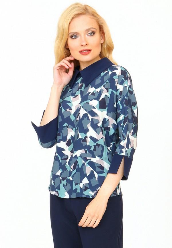 Купить Блуза MARI VERA, MP002XW0F59R, разноцветный, Осень-зима 2017/2018