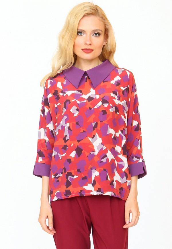 Купить Блуза MARI VERA, MP002XW0F59S, разноцветный, Осень-зима 2017/2018