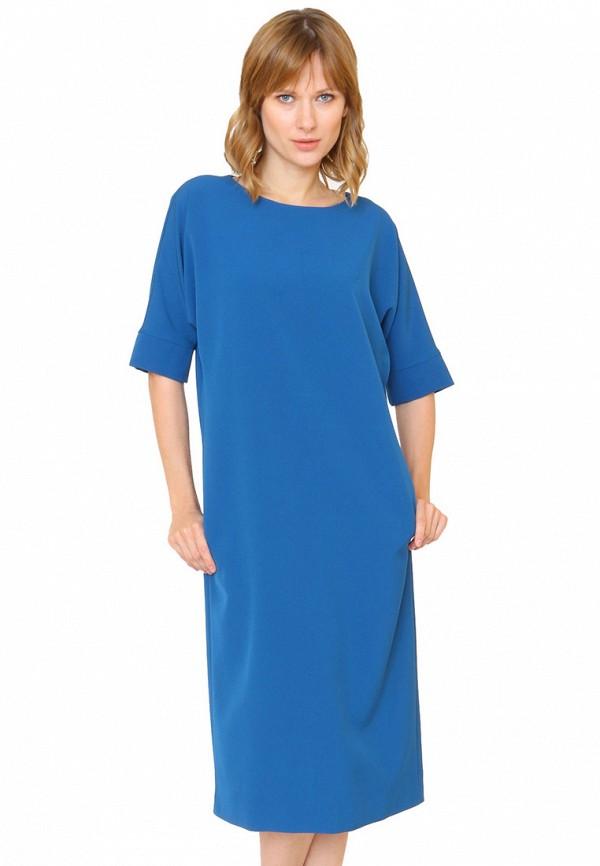 Купить Платье MARI VERA, MP002XW0F59U, голубой, Осень-зима 2017/2018