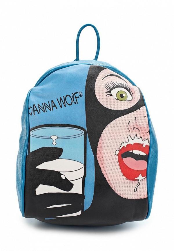 Рюкзак Anna Wolf Anna Wolf MP002XW0F5C6 anna wolf сумка anna wolf fw 010 33 хаки