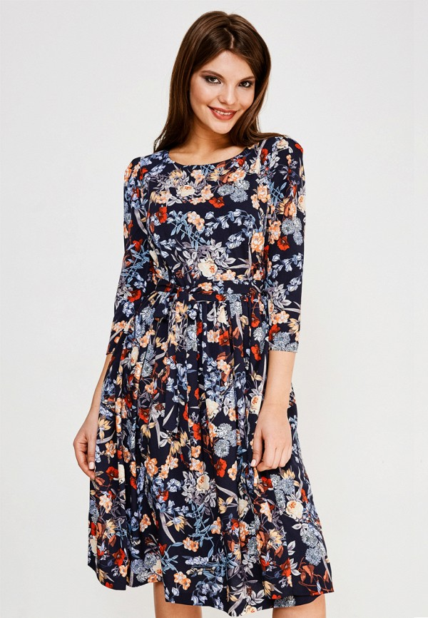 Платье La Vida Rica La Vida Rica MP002XW0F5H5 туфли la grandezza la grandezza la051awvil32