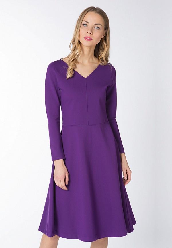 Купить Платье Yaroslavna, Грация, MP002XW0F63N, фиолетовый, Осень-зима 2017/2018