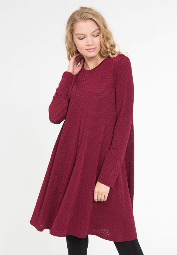 Купить Платье Yaroslavna, MP002XW0F63R, бордовый, Осень-зима 2017/2018