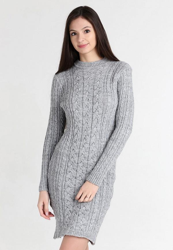 Купить Платье Sava Mari, MP002XW0F6I4, серый, Осень-зима 2017/2018