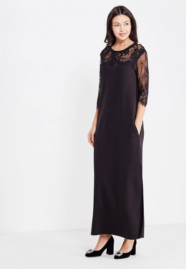 Купить Платье D'lys, MP002XW0F6LQ, черный, Осень-зима 2017/2018