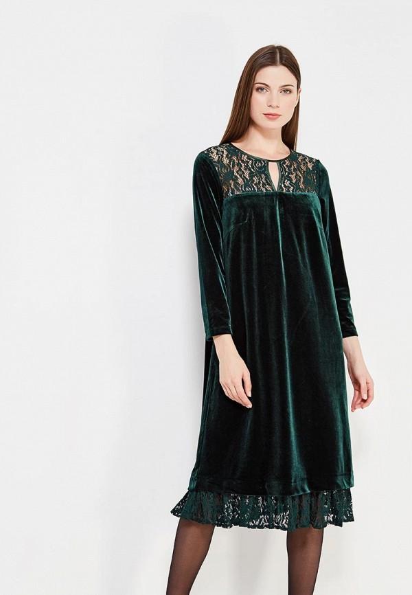 Купить Платье D'lys, MP002XW0F6LR, зеленый, Осень-зима 2017/2018