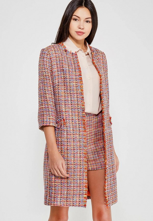 Купить Пальто Adore Atelier, MP002XW0F6NB, разноцветный, Осень-зима 2017/2018