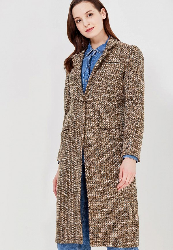 Пальто Adore Atelier Adore Atelier MP002XW0F6NE набор для вышивания крестом luca s попугай верде 9 х 7 5 см