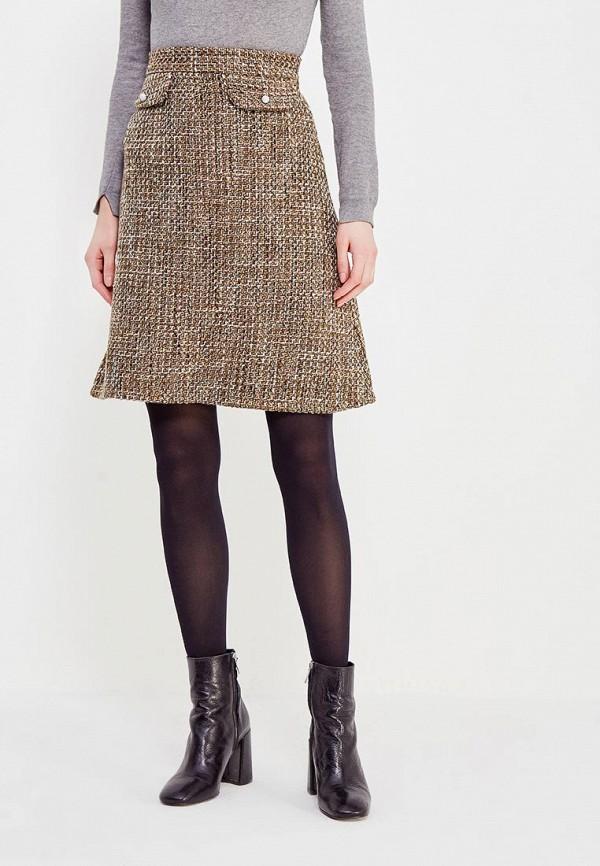 Купить Юбка Adore Atelier, MP002XW0F6NF, коричневый, Осень-зима 2017/2018