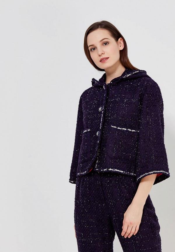 Купить Жакет Adore Atelier, MP002XW0F6NJ, синий, Осень-зима 2017/2018