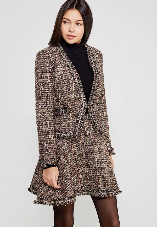 Купить Жакет Adore Atelier, MP002XW0F6NM, коричневый, Осень-зима 2017/2018