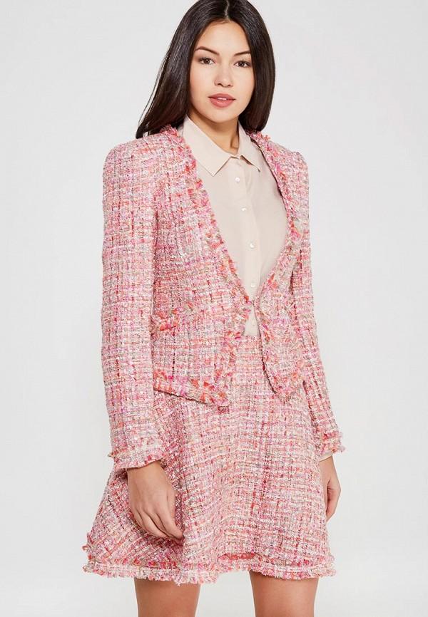 Жакет Adore Atelier, MP002XW0F6NO, розовый, Осень-зима 2017/2018  - купить со скидкой