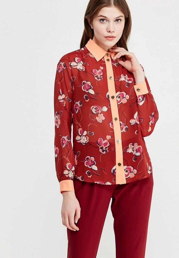 Купить Блуза MARI VERA, MP002XW0F6OQ, красный, Осень-зима 2017/2018