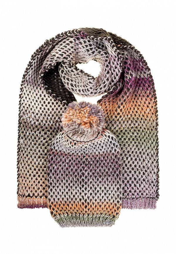 Комплект шапка и шарф Hattson
