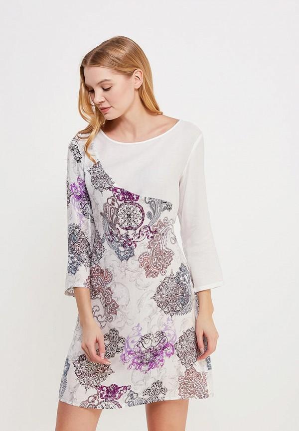 Платье домашнее Mia-Mia Mia-Mia MP002XW0F6YK домашние халаты mia mia домашний халат yesenia xl