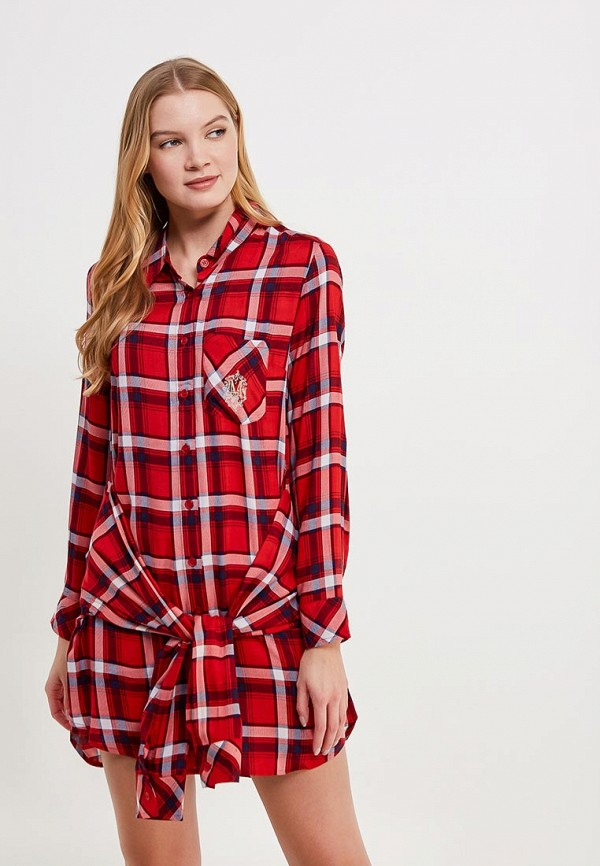 Платье домашнее Mia-Mia Mia-Mia MP002XW0F6YQ mia mia комбинация амаранта