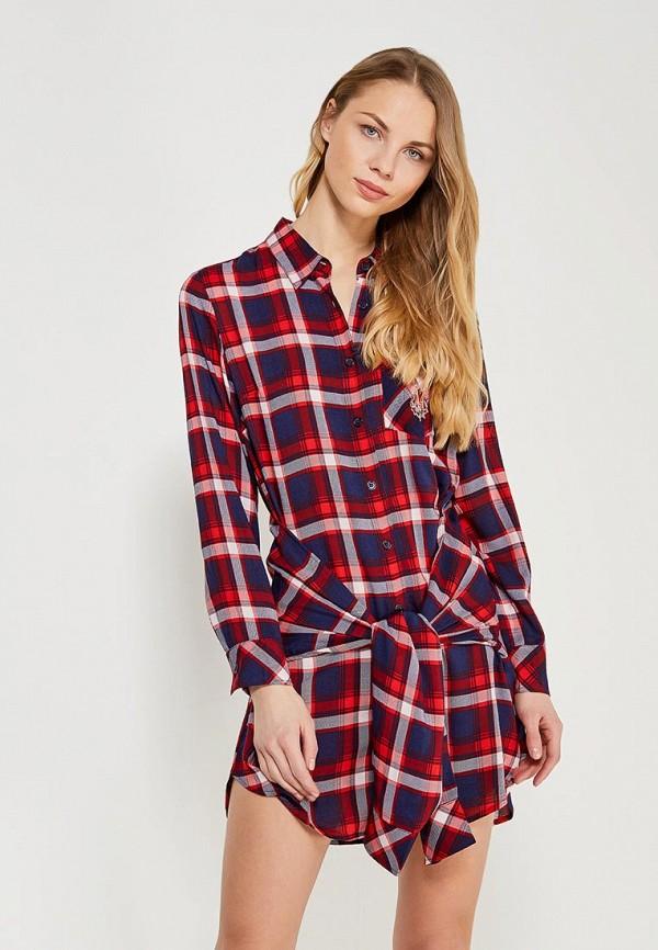 Платье домашнее Mia-Mia Mia-Mia MP002XW0F6YS mia mia комбинация амаранта