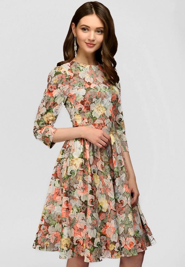 Платье 1001dress 1001dress MP002XW0F781 платье 1001 dress цвет бежевый