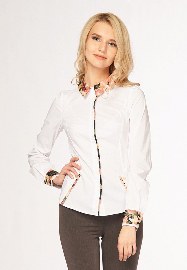 Купить Рубашка Ано, MP002XW0F7ZF, белый, Осень-зима 2017/2018