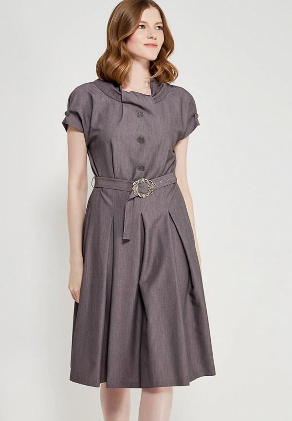 Купить Платье Ано, MP002XW0F85C, серый, Осень-зима 2017/2018