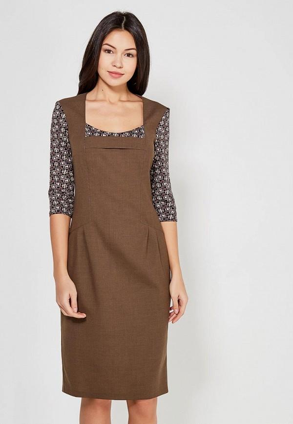 Купить Платье Ано, MP002XW0F85P, коричневый, Осень-зима 2017/2018