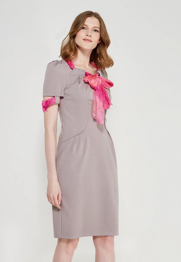 Купить Платье Ано, MP002XW0F86E, серый, Осень-зима 2017/2018