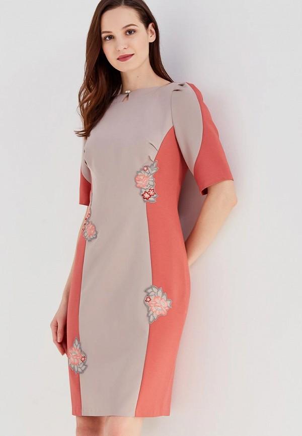 Купить Платье Ано, MP002XW0F86R, разноцветный, Осень-зима 2017/2018