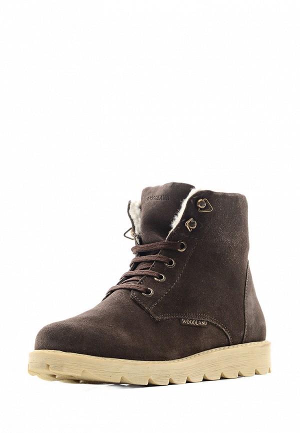 Ботинки Woodland Woodland MP002XW0F9C8 ботинки woodland woodland wo010amurj44