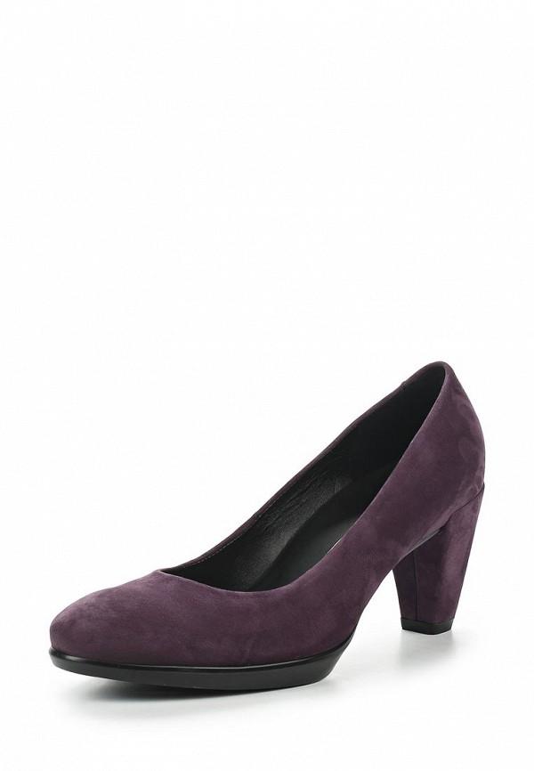 Туфли Ecco Ecco MP002XW0FDU4 женские сапоги ecco 351123 14 11001 01220