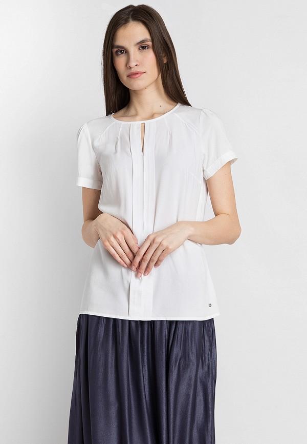 Купить Блуза Finn Flare, MP002XW0IWZ8, белый, Весна-лето 2018