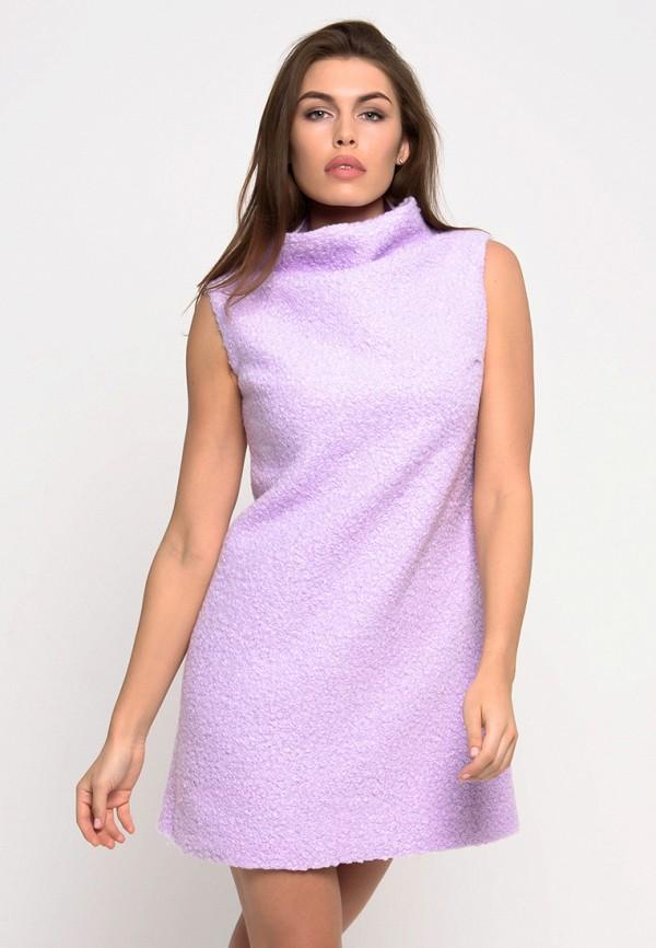 Купить Платье KOT'S, MP002XW0IX2Z, фиолетовый, Весна-лето 2018